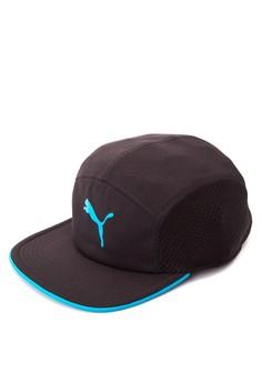P-Disc-Fit runner cap