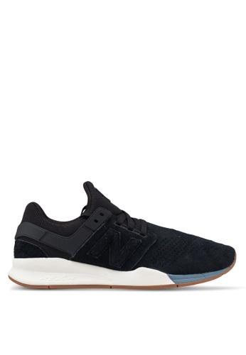 New Balance black 247 Lifestyle Shoes 35909SH9DEE1E2GS_1
