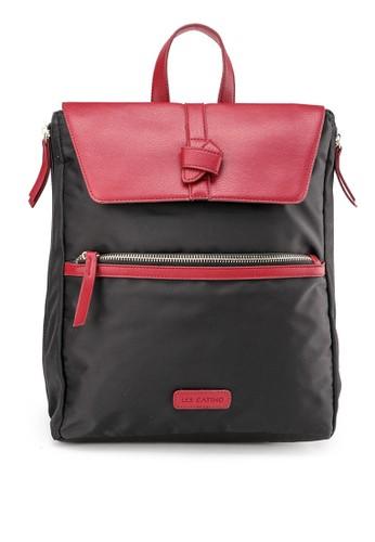 Les Catino black Weston Backpack DEB4EACE2E3822GS_1
