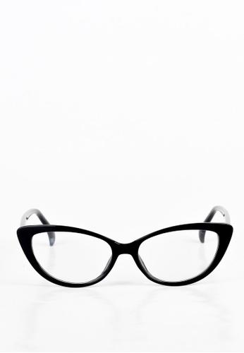 joystyx black Tippy Specs in Glossy Black JO909AC24CDBPH_1