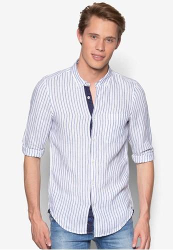 Lesprit分店地址inen Shirt, 服飾, 服飾