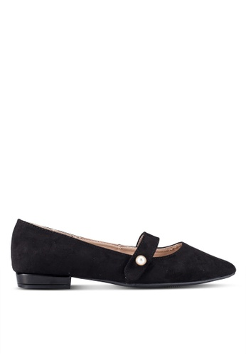 Dorothy Perkins black Black Harrison Pearl Pumps DO816SH0RP5HMY_1