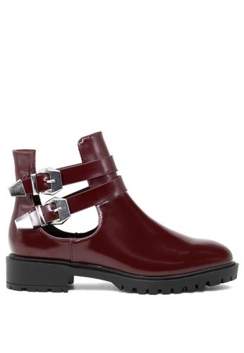 London Rag brown Annabelle Ankle_Boots 9A043SH41A8963GS_1