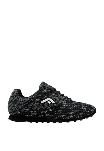 FANS blue Fans Azka B - Jogging Shoes Black 559D5SHE20187CGS_1