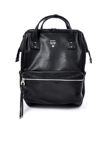 Anello black anello Large Premium PU backpack F7F00ACECDDD12GS_1