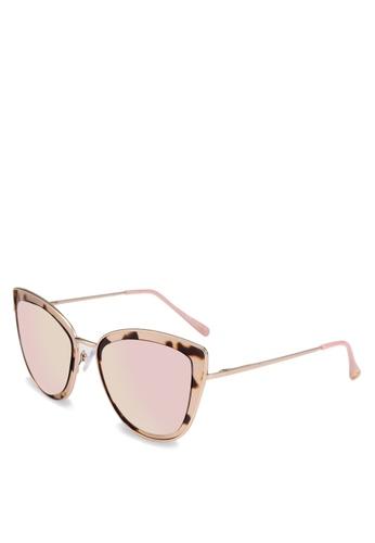 c6244754df27 Shop River Island Revo Lexi Cateye Sunglasses Online on ZALORA Philippines