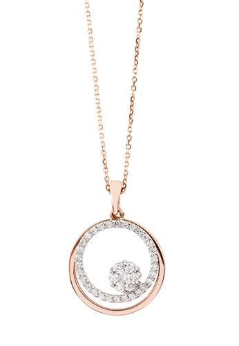HABIB JEWELS gold HABIB Adore Candra Diamond Necklace F6271AC8B41840GS_1