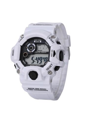 Greatvalueplus white Byron Digital Tough Series  Watch NYA1304 88DDAAC3D4470AGS_1