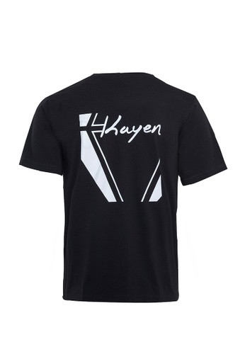 Kayen black White Kayen Logo on Back CD1F7AA0A93991GS_1