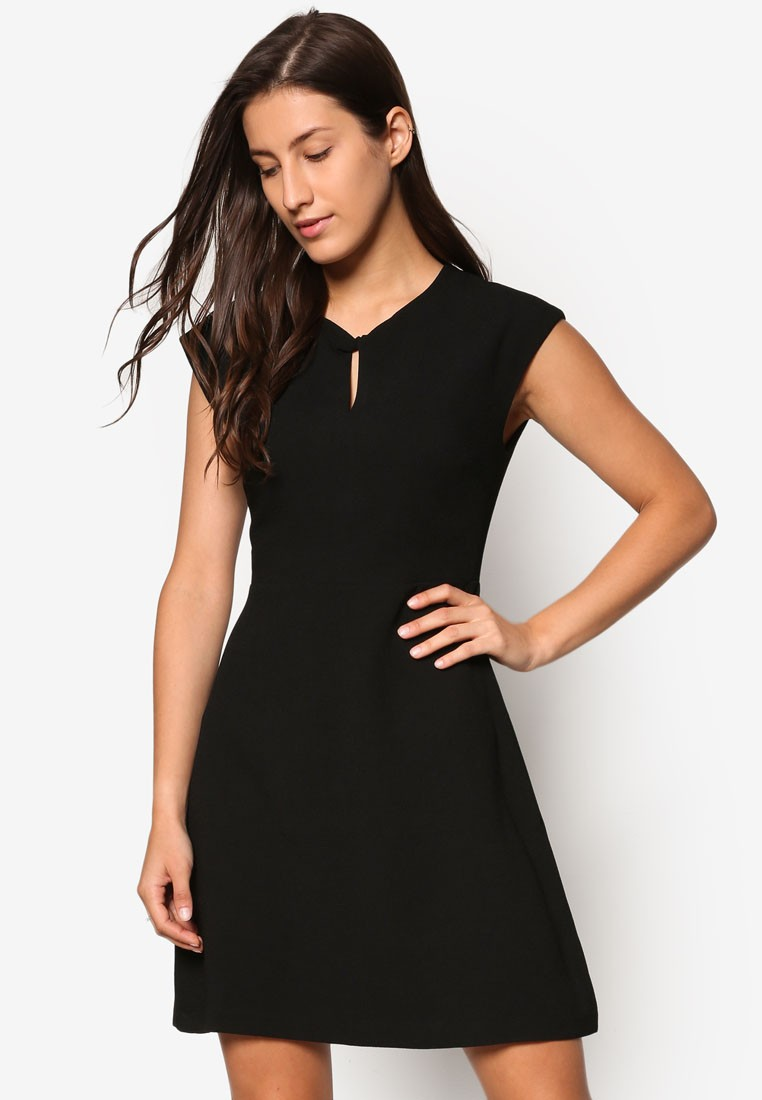 Collection Twisted Detail Dress