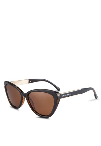 cde1ba6c84342 Buy Privé Revaux Limited Edition The Hepburn Sunglasses Online on ZALORA  Singapore