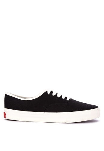 H2Ocean black Caspar Sneakers AF523SH04A96B2GS_1
