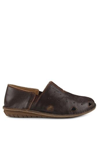 Marelli brown Milburn Casual Shoes Brown MA036SH67LJGID_1