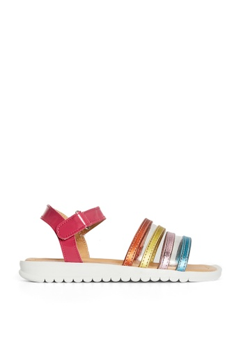 LC Waikiki 多色 Girl's Colorful Stylish Sandals E00E0KS5E40E80GS_1