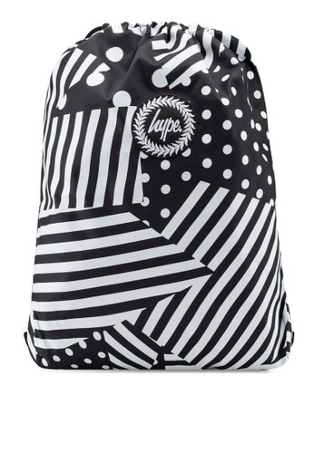 Just Hype multi Ship Stripe Drawstring 243A6ACF304CD5GS_1