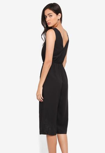 eebef2da062 Buy Dorothy Perkins Tassel Belt Culotte Jumpsuit Online on ZALORA Singapore