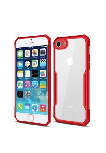 MobileHub red XUNDD Urban Armor Gear Case for Apple iPhone 7 64D2FACC107DE0GS_1