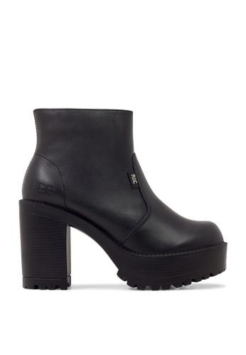 ROC Boots Australia black Gosh Black Boots RO517SH2V28NHK_1