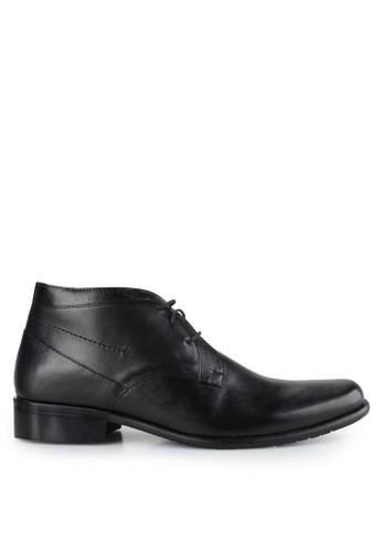 Pakalolo Boots black Casual Lace Boots PA409SH0VCNDID_1