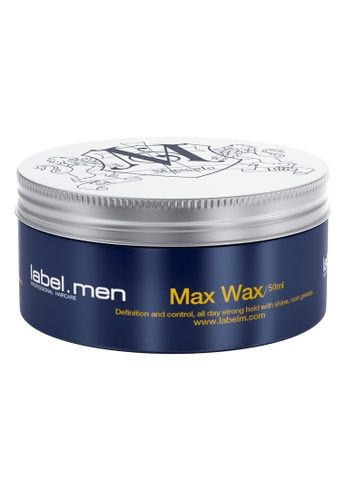 label.m blue Label.men Max Wax 50ml LA590BE13VOCSG_1