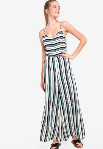 ce41452ab2ff Buy Something Borrowed Cami Jumpsuit Online on ZALORA Singapore