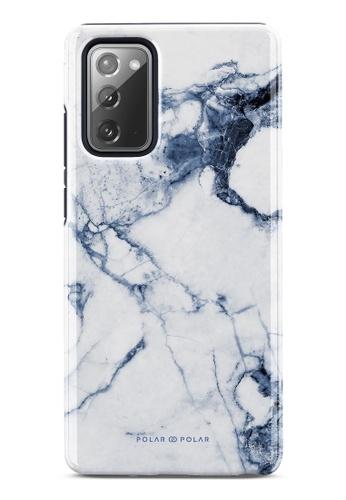 Polar Polar blue Indigo Vase Dual-Layer Tough Case Glossy For Samsung Galaxy Note20 5G 5F313AC6DEC592GS_1