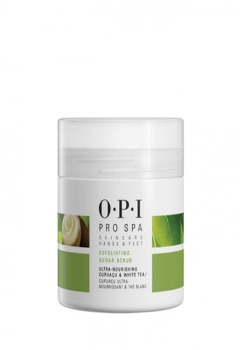 O.P.I ASE02 - ProSpa - Exfoliating Sugar Scrub 249 Grams - 8.8 47263BEC51E0C1GS_1