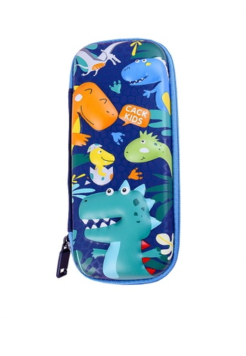 Twenty Eight Shoes navy VANSA 3D Cartoon Pencil Case  VAK-A99887 DF297KCE878BDBGS_1