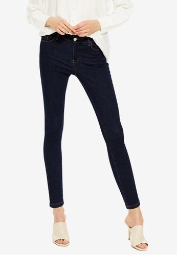 LC WAIKIKI blue Ankle Length Skinny Jeans FB99AAAABBDBF3GS_1