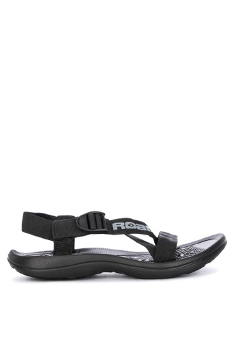 Krooberg black Roam S2 Sandals 889C6SH9167098GS_1