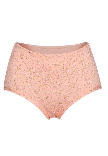 Lady Grace pink All Over Print Panty 33F22USEA688F6GS_1