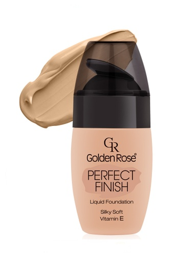 GOLDEN ROSE pink PERFECT FINISH LIQUID FOUNDATION - #51 GO743BE99FMAMY_1