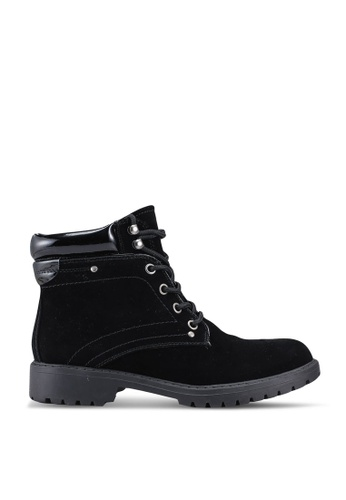 Call It Spring black Sonney Derby Boots AA5CFSH8BF2567GS_1