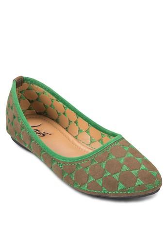 Polkadot Ballerinasesprit hk store, 女鞋, 芭蕾平底鞋