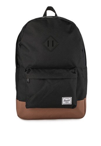 Herschel brown Heritage Backpack A2B3FAC3C5CB27GS_1