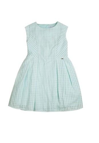 Mayoral blue Pale Turquoise Dress 55EC5KA3F268F6GS_1