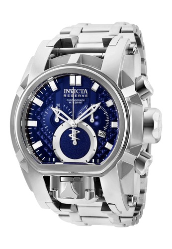 Invicta silver Casual Men's Watches INV 25207 CCD8BAC836B07DGS_1