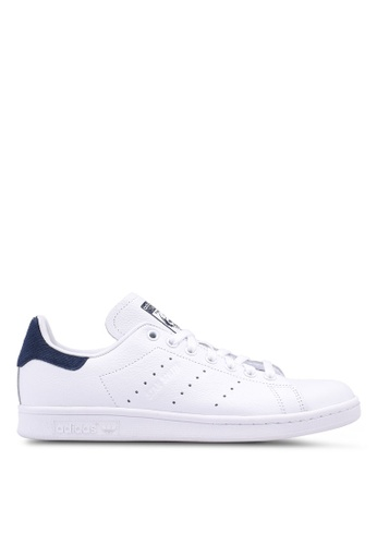 adidas grey adidas originals stan smith w 911B4SHA8DB8D5GS_1