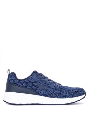 Jump blue Keyser Sneakers D212CSHA1741FBGS_1