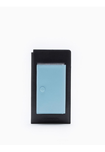 Calvin Klein Calvin Klein Two-toned Phone Sleeve With Card Case 02111AC4906EEDGS_1