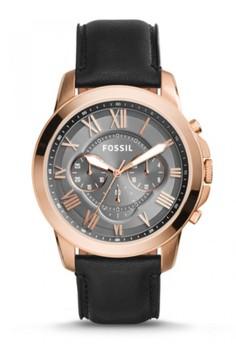 Fossil GRANT時尚男錶 FS5085