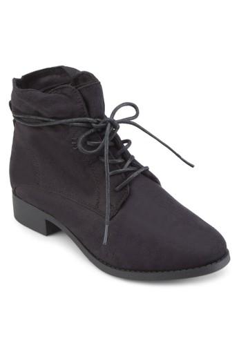 Tina 繫帶短靴, esprit outlet 台中女鞋, 鞋