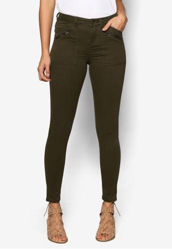 New Cargo 拉鍊esprit taiwan口袋牛仔褲, 服飾, 牛仔褲