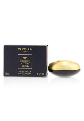 Guerlain GUERLAIN - Orchidee Imperiale Exceptional Complete Care The Eye & Lip Contour Cream 15ml/0.5oz 2DFD8BEA5903C1GS_1