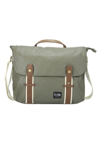 G.ride green Betty Messenger Bag GR478AC0GKS8SG_1