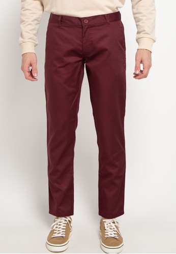 Tolliver red Long Pants Chinos 9A9A0AA8AFD231GS_1