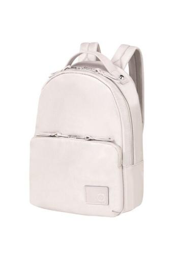 Samsonite beige Samsonite Yourban Backpack 6AEF0AC406D3B1GS_1