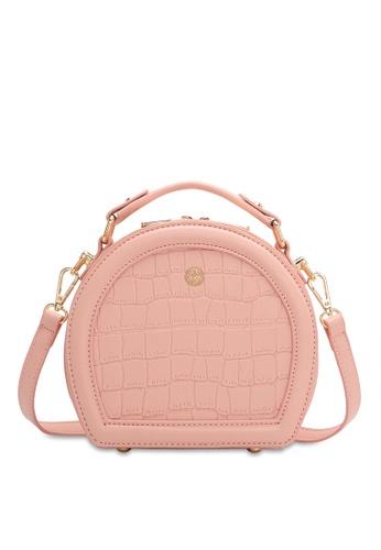 Volkswagen pink Women's Sling Bag / Shoulder Bag DB60AAC9CB1813GS_1