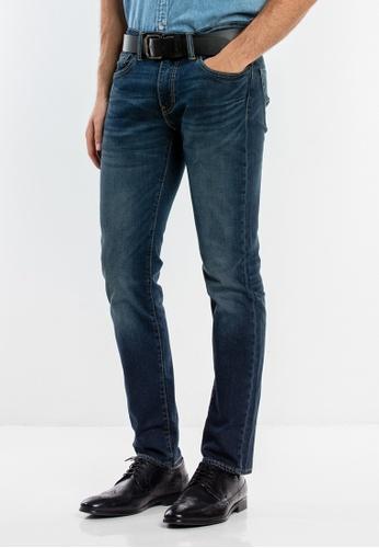 Levi's blue Levi's 511 Slim Fit Performance Cool Jeans Men EDABCAAEC32CD1GS_1
