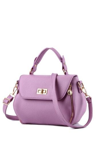 TCWK purple TCWK Korea Style Ladies Sling Bag EFECCAC4D2166BGS_1